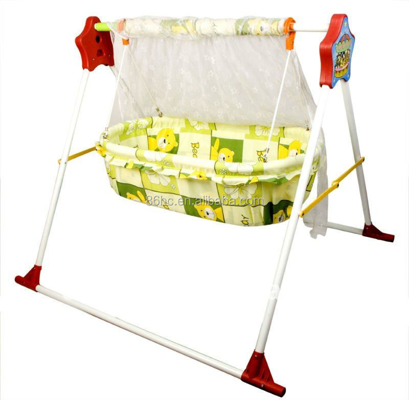 Baby Swing Bed Baby Rocker Chair Baby Cradle Bed With