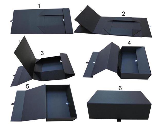 Splendiferous Luxury Chocolate Packaging Box Design Templates Box