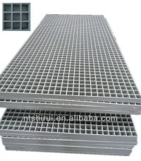 Frp Grp Fiberglass Plastic Grate Flooring For Industry ...