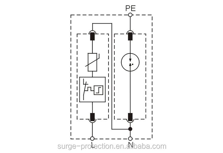 fuse box surge protector