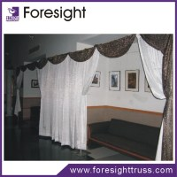 Made In China Pipe And Drape Wedding Backdrop,Pipe And ...