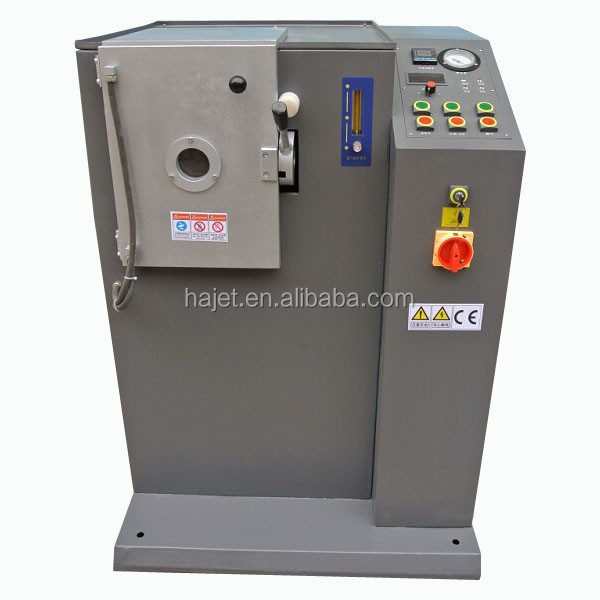 380v 35 Kw Palladium Platinum Melting Furnace Gold Bar