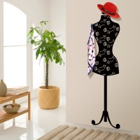 Funlife Stylish Mannequin Clothes Stand Coat Rack Hanger ...