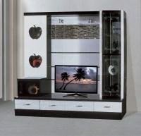 Chinese Manufactory Latest Design Tv Unit 9913# Fancy Led ...