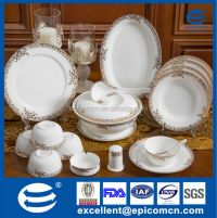 New Bone China Dining Table Set Wholesale Dinnerware,China ...