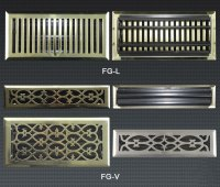 Hvac System Ventilation Grilles For Doors Compound Wall ...