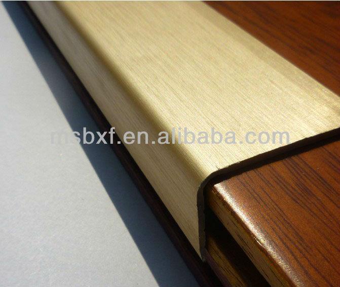 Carpet Transition Strip Aluminum Stair Nosing Stair Trim