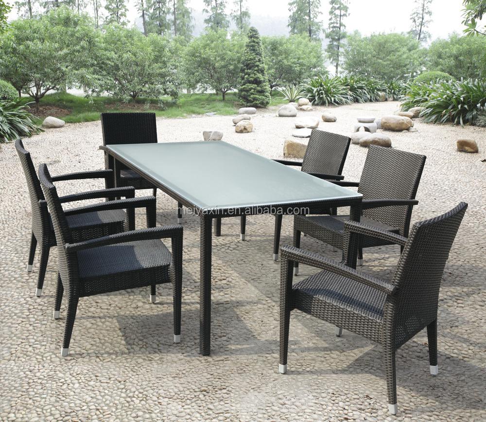 Muebles De Jardin Baratos Top Parasol Terraza Decorar Tu Casa Es  # Muebles Mimbre Segunda Mano