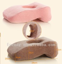 2015 New Product Arm Pillow With Hole For Sleeping