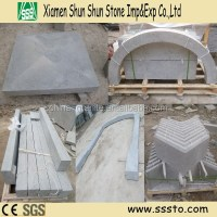 Natural Stone Exterior Window Sill For Outdoor Decoration