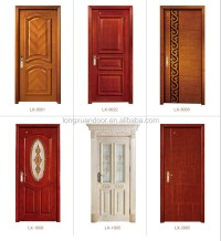 2015 Solid Wood Door / Wood Bedroom Door / Teak Wood Main ...