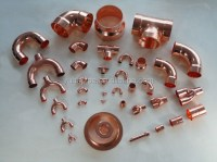 J9004 Solder Copper Pipe Fitting