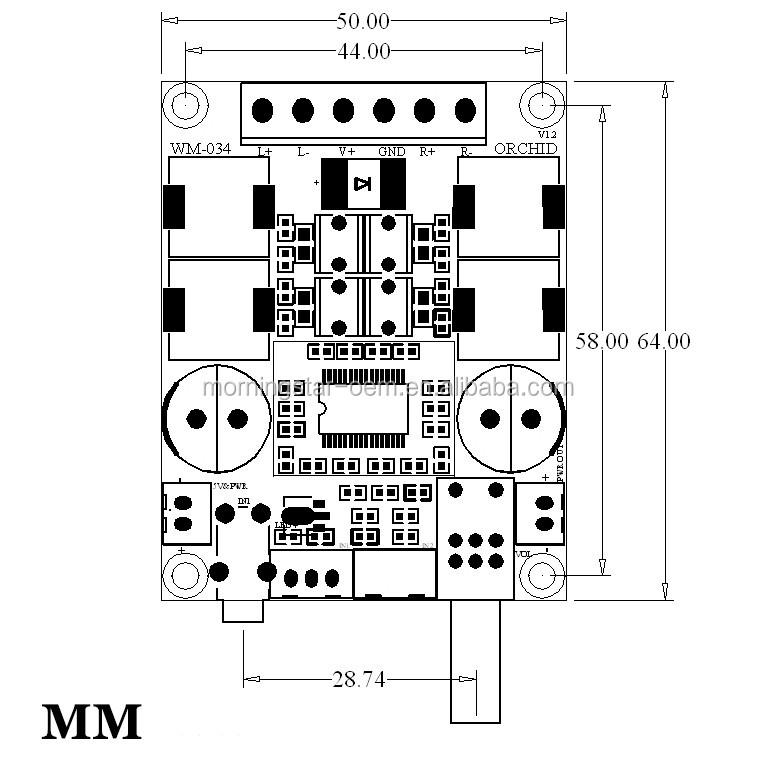 12v dc power amplifier circuit buy 12v dc power amplifier circuit