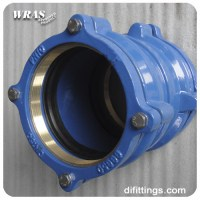 Flexible Pipe Sleeve Mechanical Coupling Pipe Joint - Buy ...