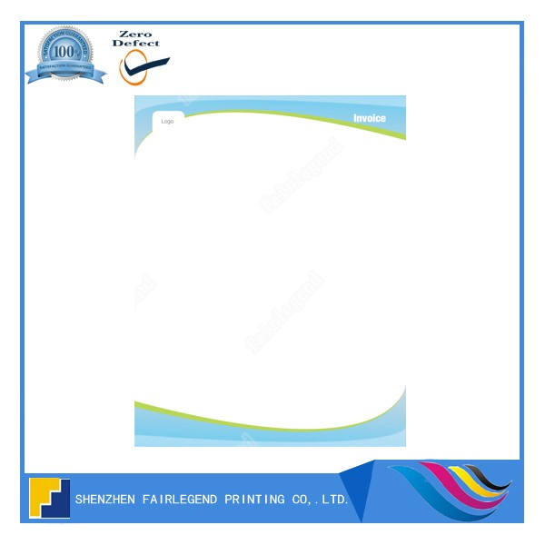 China Offset Letterhead Printer Invoice Letterhead Printing - Buy - invoice letterhead