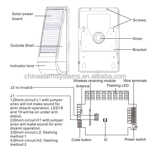 Shome Siren Wiring Diagram Wiring Diagram