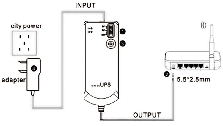 12v battery backup circuit buy 12v power supply with battery backup