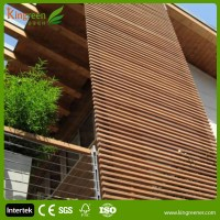 Wood Plastic Composite Wall Panel,Outdoor Composite Wall ...