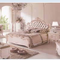 King Size Bedroom Set With Crystal Buckle - Buy King Size ...