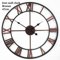 Handmade oversized 3D retro Roman wrought iron vintage ...