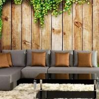 Great-wall-3d-vintage-wood-board-photo-wallpaper-murals ...