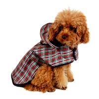 Pet Apparel Dog Clothes Dog Raincoat Pet Jacket Reflective ...