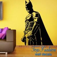 Batman Wall Decal - batman cityscape giant wall decals ...