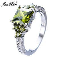 Online Buy Wholesale peridot promise ring from China ...