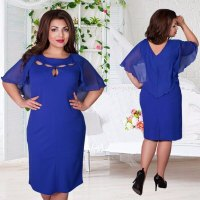 Summer Lace Dresses Plus Size Women Clothing 6xl Fat MM ...