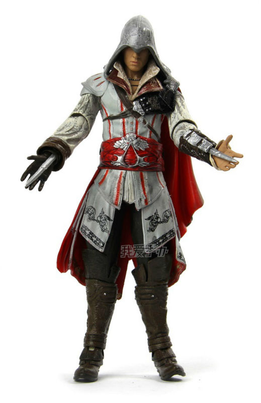 Neca Assassin S Creed Ii Action Figure Ezio Auditore Da