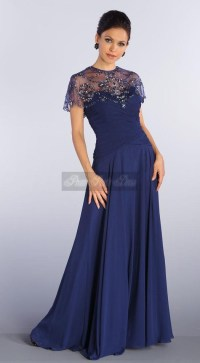 evening dress shawl - Dress Yp