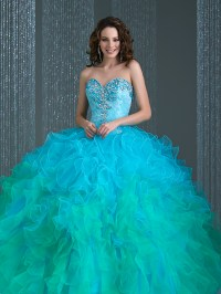 2016 quinceanera dresses ball gown with crystals dresses ...