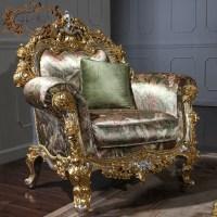 Italian-living-room-furniture-hand-carved-living-room ...