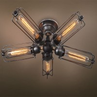 Popular Caged Ceiling Fan-Buy Cheap Caged Ceiling Fan lots ...