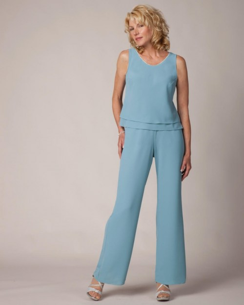 Medium Of Dressy Pant Suits