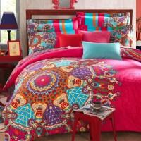 Top 28 - Boho Comforter Set - bohemian ethnic style ...