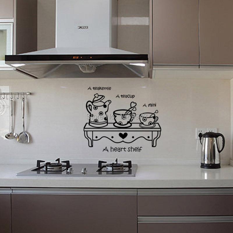 Kitchen Cabinet Decals Bing Images