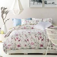 floral-bedding-fashion-sheets-white-comforter-sets ...