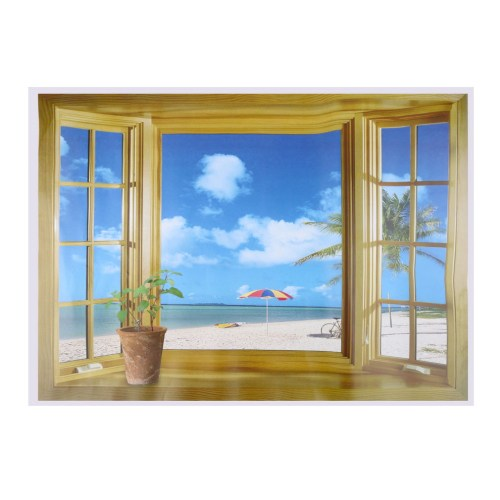 Medium Crop Of Window Landscape Pictures