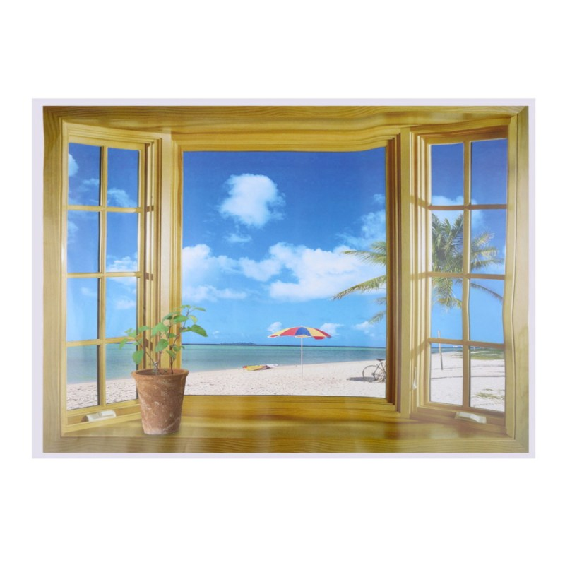 Large Of Window Landscape Pictures