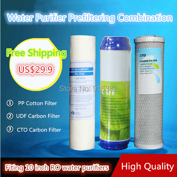 Water Filter Kopen Free Shipping 10 Activated Carbon Block Filter Cartridge