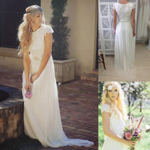 bohemian weddings boho wedding dresses Immacl Barcelona Wedding Dress Collection bohemian