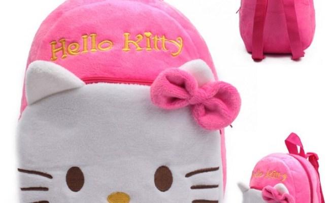 0 2 Years Old Fashion Plush Hello Kitty Baby Children