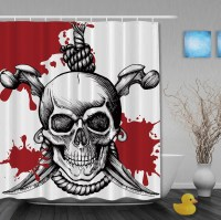 Skull Bathroom Decor Promotion-Shop for Promotional Skull ...