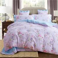 Pale Turquoise Home Textiles Cheap Floral Bedding Set ...