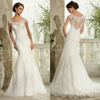 Designer Lace Wedding Dresses Vintage - High Cut Wedding ...