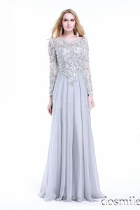 Long Sleeve Prom Dresses Cheap - Gown And Dress Gallery