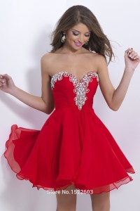 Prom Dresses 2015 Red Short | www.imgkid.com - The Image ...