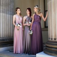 Bridesmaid Dresses In Purple And Silver - Wedding Dresses ...