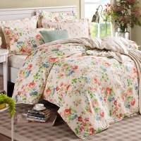 2014 Cotton King Queen size bedding sets/bedclothes/ duvet ...